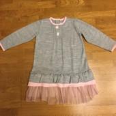 Платье на 116-122 тёплое