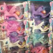 Пони 4 вида My little pony 4шт. в лоте