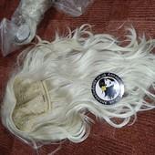 Новый!!! Светлый парик 65см