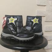 Зимние ботинки для мальчишек !!цена -блиц!