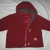 Курточка для девочки 3-4 года