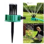 Спринклерный ороситель 360 multifunctional Water разбрызгиватель распылитель для полива газона